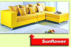 Sunflower Sofa Set