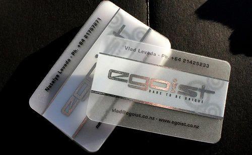 Transparent card printed plastic card shakarpur delhi essar transparent card reheart Choice Image