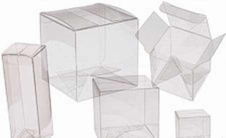 Packaging Boxes Transparent Clear Plastic Box