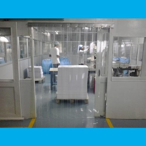 PVC Curtains - PVC Shrink Film Curtain Manufacturer from Cyberabad