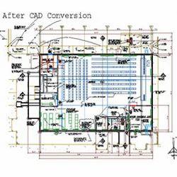 Auto CAD Conversion