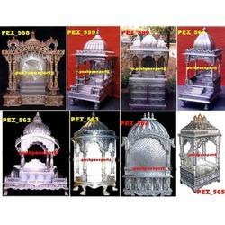 White Metal Temple
