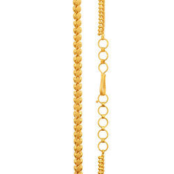 Gold Chains Designs ~ South India Jewels |Tanishq Gold Chain For Men With Price