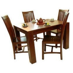 Teak Dining Table Sagvan Ki Dining Table Latest Price