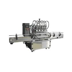 Automatic Lubricating Oil Filling Machine
