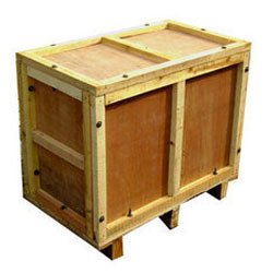 Wooden Packing Case At Rs 125 Foot Wood Packaging Cases