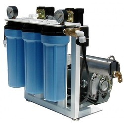 Automatic SS Commercial Water Filter System, Available, 1 ton