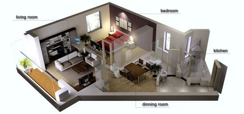 House Interior Design Fabricators From Noida