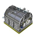 Double Drum Vacuum Dryer