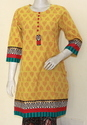 Block Printed Ladies Kurta