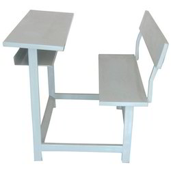 Secondary Total Metal Bench