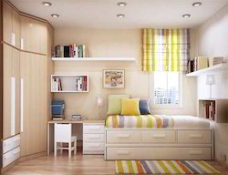 Brown Interior Design for Kids