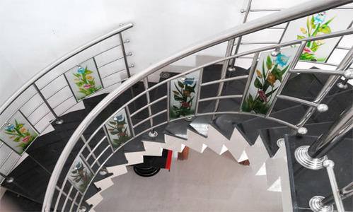 Marc Design Service Provider Of Staircase Railing Charupady