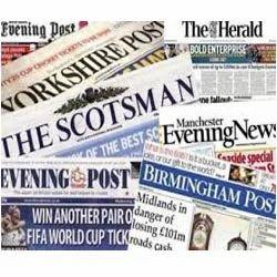 International Newspaper Advertising
