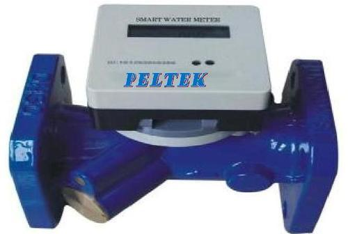 Smart Water Meters Electronic Woltman Water Meter