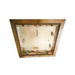 15W Bottom Openable Square Light Fitting