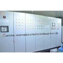 Temperature Controlled Cold Storage