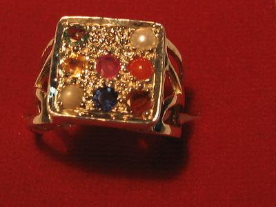 Navaratna Ring Navaratna Ring