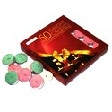 50 PK Unscented Color Tealight