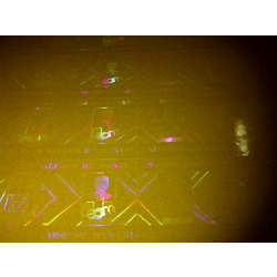 Transparent Hologram