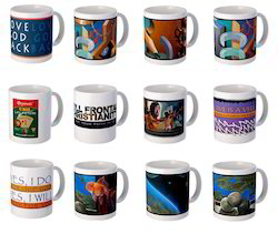 Mugs & Crockery