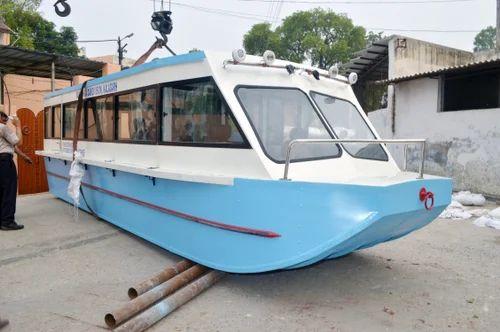 Aluminium Cabin Boats | The Western Precision Instruments