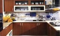 U Shape Kitchen Furniture