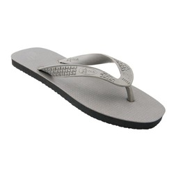RUBBER+EVA Daily Wear Slippers for Men, Size: 2-10