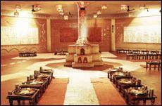 Atithi Restaurant (Chowki Styled Seating Arrangement)