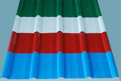 Color Coated Roofing Sheet, 0.5mm