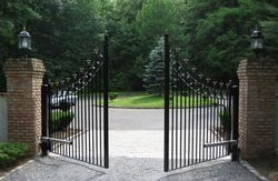 Swing Entrance Gate