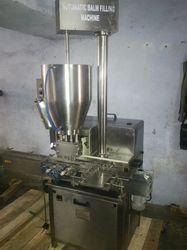 Automatic Balm Filling Machine
