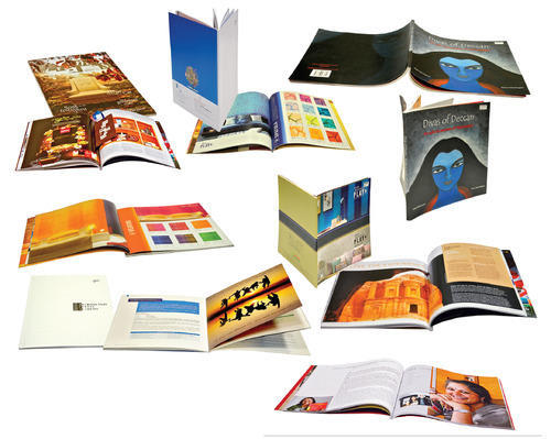 Offset Books Printing Services