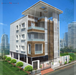 Hyderabad house designs house design for Architecture design for home in hyderabad