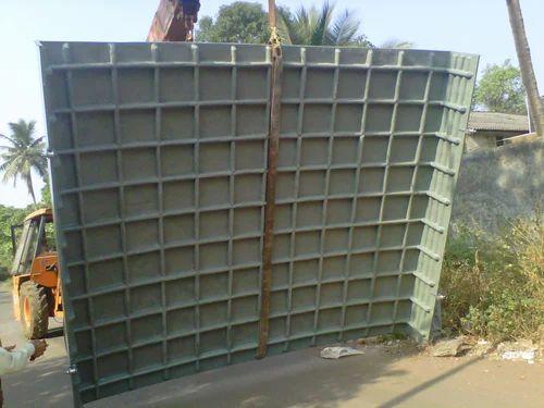 frp barge covers at rs 75000 onwards fiber reinforced plastic