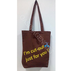 Canvas Shopping Bag
