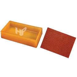 Rectangular Slate Finish Brick Paver Mould