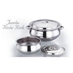 Jumbo Richi Rich Stainless Steel Utensils Set