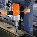 Drill With Tapping Capacity