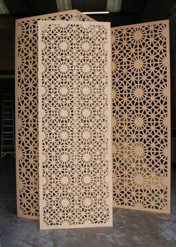 Designer Jali Mdf Jali Manufacturer From New Delhi