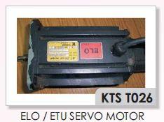 Tsudakoma ELO/ETU Servo Motor