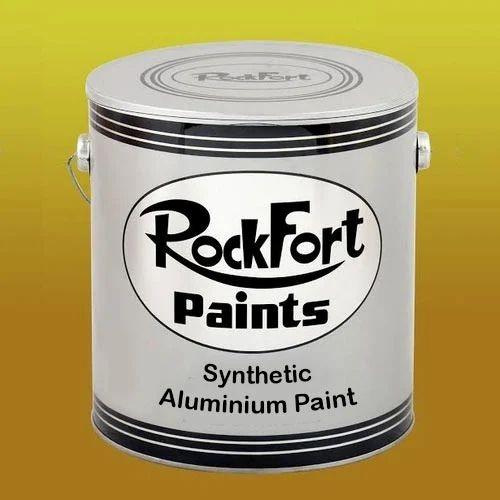 Heat Resistant Aluminium Paint Synthetic Aluminium Paint