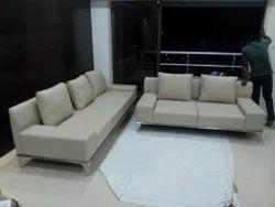 Living room sofa set in mumbai india indiamart - The living room mumbai maharashtra ...