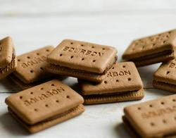 Borbon Bourbon Chocolate Cream Biscuits