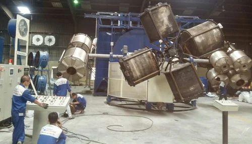 Rotomoulding Machinery At Rs 3800000 1 Unit Rotomolding