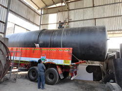 HDPE Chemical Storage Tanks