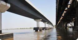Construction of South Kasheli & North Kasheli Bridge