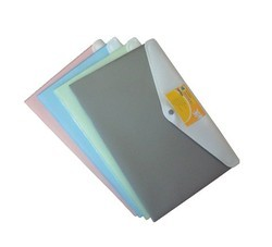 Neostyle Polyenvelope with Name Card Pocket, Duo Colors F/C