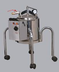 Semi Automatic Steam Generator