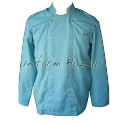Blue Chef Coat CC-19